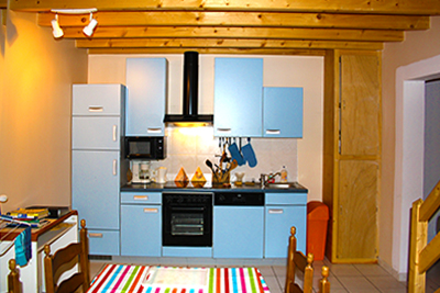 Les garennes appartement 1 - Keuken uitgerust m ...